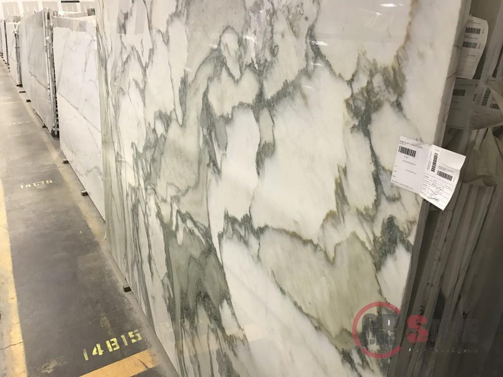 Marble – Calacatta Capri-min